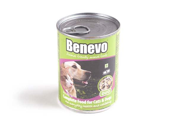 Benevo duo voor hond en kat (362gr)