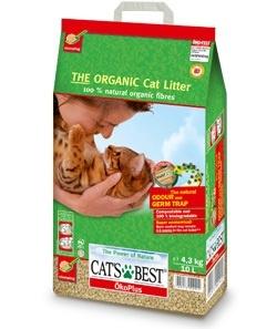 Cat's Best biologische kattenbakvulling