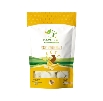 Pawfect hondensnacks (banaan)