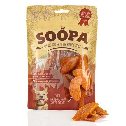 Soopa Chew - Zoete aardappel