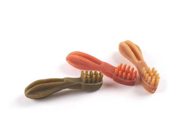 Whimzees tandenborstel (medium) (Per doos - 75 stuks)