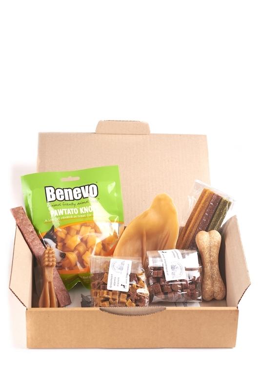 Vegan Dribbel snackpakket (tarwevrij)