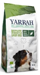 Yarrah hondenkoekjes biologisch groot (500gr)