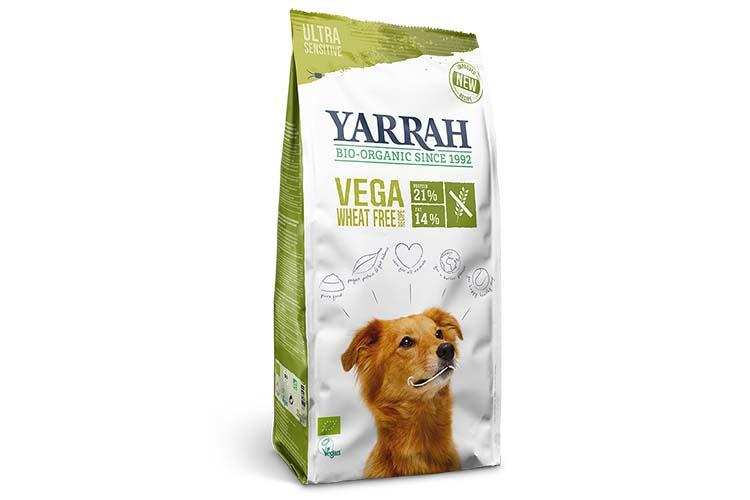 Proefzakje Yarrah bio vega ultra sensitive (250gr)