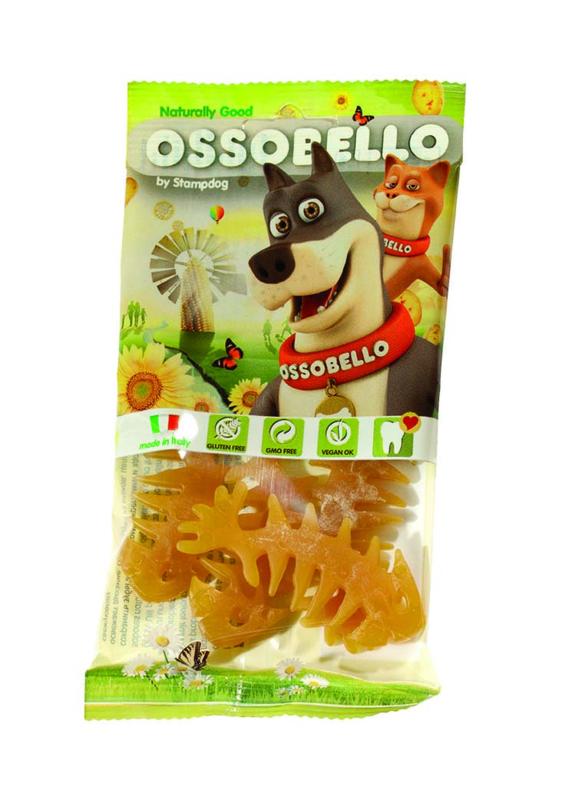 Ossobello Fishcat (4 stuks)