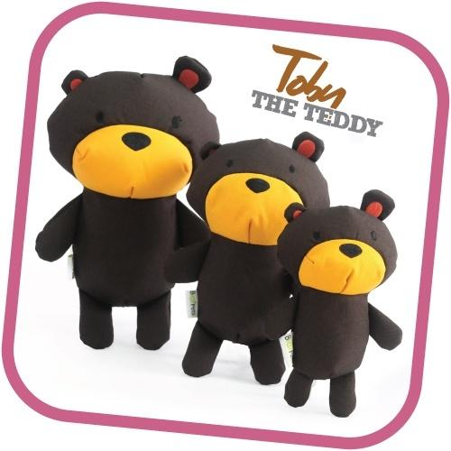 Toby de Teddybeer