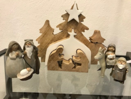 Home Society Kerststal Arhus