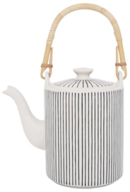 Tea Pot Casablanca 1.1 Ltr van IB Laursen