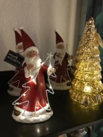 Home Society Santa Nods (LED)