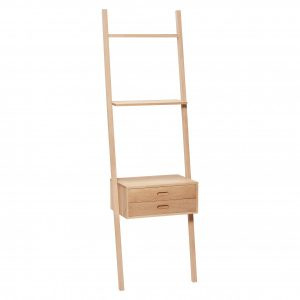 Hubsch Display ladder w/drawers
