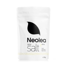 Citrus Zeezout in zak | Neolea | 100 gr | Griekenland