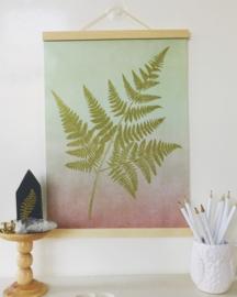Varen blad | A3 poster botanische print