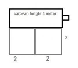 Voortentvloer 3 x 4
