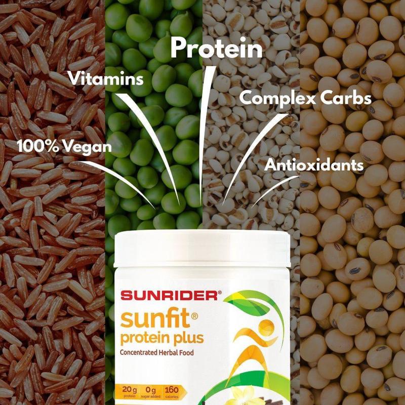 Sunfit Protein Plus