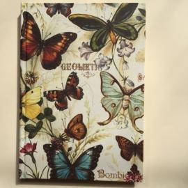 Notitieboek met prachtige kaft *** UITVERKOCHT ***