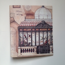 Multomap met antieke dierentuin design
