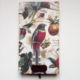 Handgemaakte bewaarbox met 10 stuks vintage (post)kaarten en enveloppen. * Tijdelijk UITVERKOCHT *