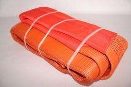 Hijsband 10000 kg Oranje