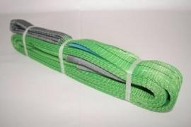 Hijsband 2000 kg Groen