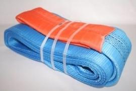 Hijsband 8000 kg Blauw