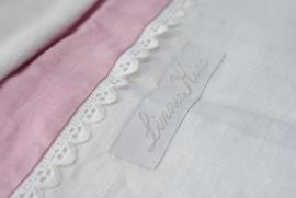 lief kantje wit/roze