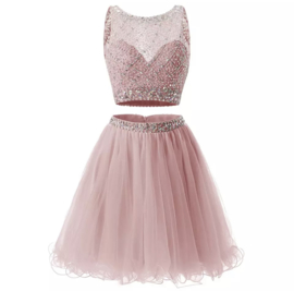 BLING BLING BLUSH PARTY OUTFIT By Yessey