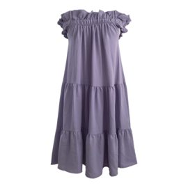 SIMPLY THE BEST LILA DRESS By Yessey