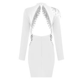 GLORIANE WHITE DRESS By Yessey