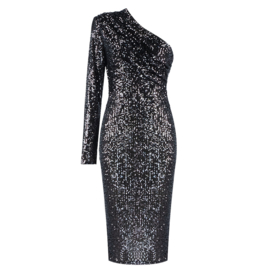 GALAXY DARKGREY DRESS By Yessey