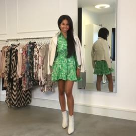 GREEN LOVE  DRESS By Yessey