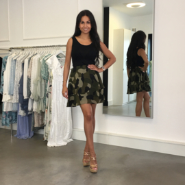 ARMY SKIRT By Yessey