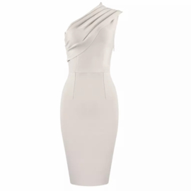 BELICE NUDE DRESS By Yessey