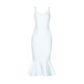LAVANNA WHITE DRESS  By Yessey