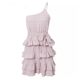 CAUGHT YOUR EYE PINK DRESS By Yessey