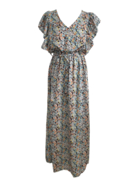 BLOOMED FLOWERS DRESS By Yessey