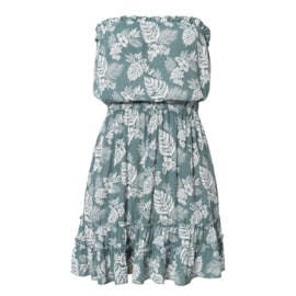 MADRE MIA FLOWER DRESS By Yessey