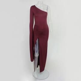 SPLIT LEVEL  MAXI DRESS   By Yessey