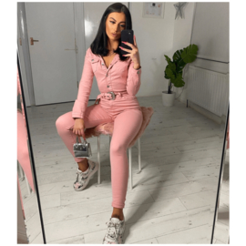 SWEET LOVE JUMPSUIT  By Yessey