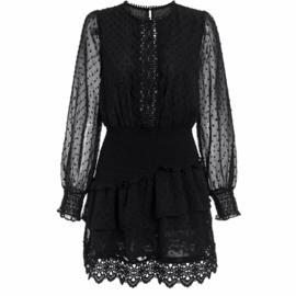 LOTTERY BLACK DRESS By Yessey