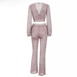 LOVE PINK 2 PIECE By Yessey