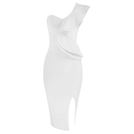NALANI DRESS WHITE By Yessey