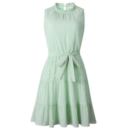 MAKE ME STAY MINT DRESS By Yessey