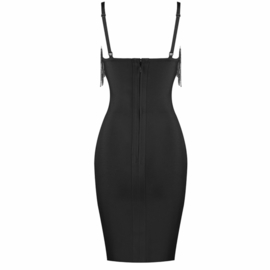 PARADISE BLACK DRESS  By Yessey