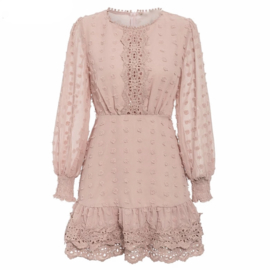 NO DOUBT ABOUT IT PINK DRESS By Yessey