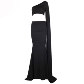 FLARE MAXI  TWO PIECE