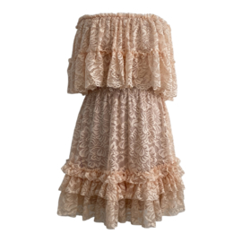 SHY GIRL LACE DRESS By Yessey