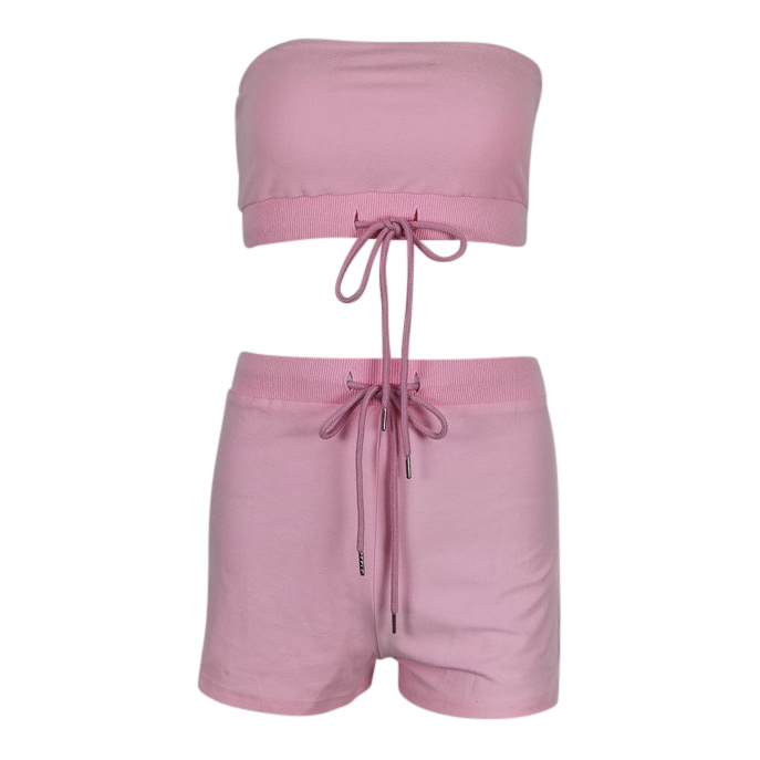 CANDY BANDEAU COMFY SET  By Yessey
