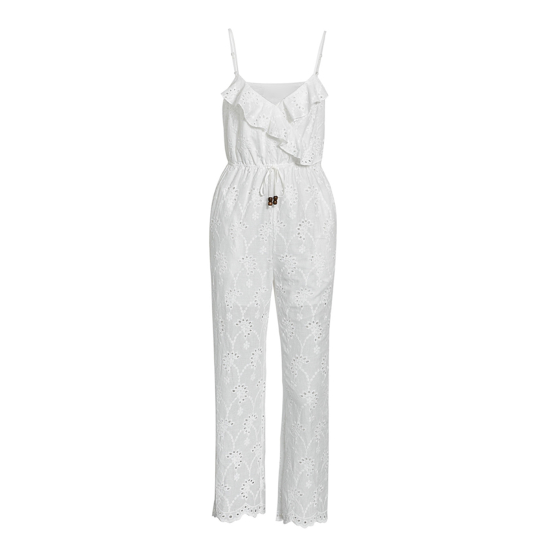 PERFECT BRODERIE JUMPSUIT  By Yessey