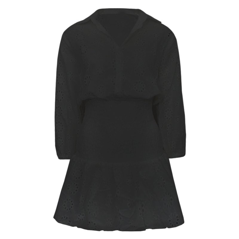 BRING ME TO THE SKY BLACK DRESS By Yessey