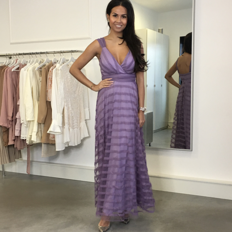 LAVENDEL MAXI DRESS By Yessey